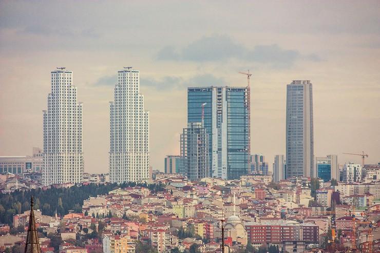 Утро в Истанбул