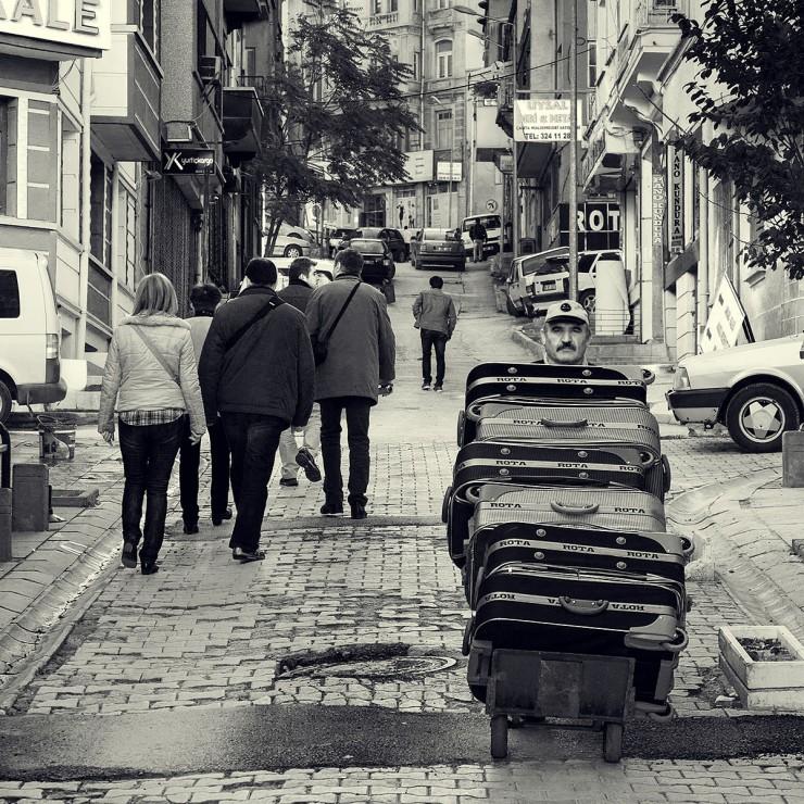 Разходка в Анкара