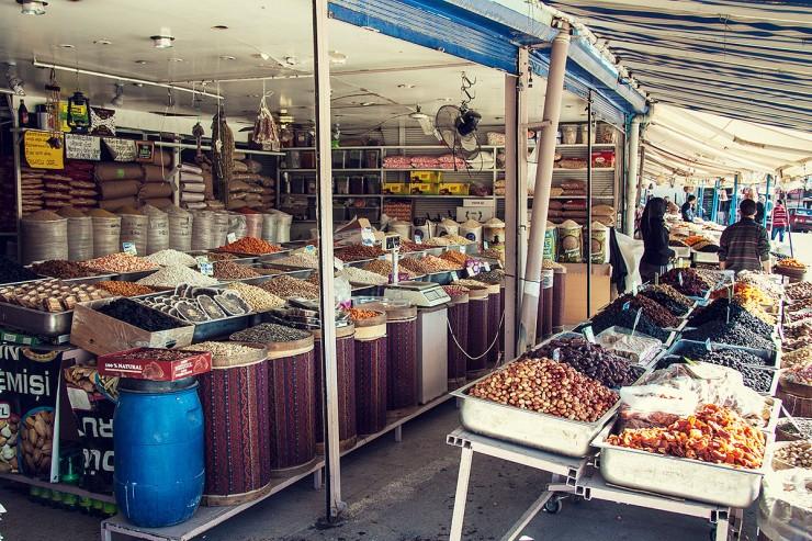Пазар в Анкара