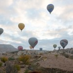 Балони в Кападокия