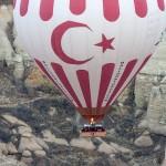 Полет над Кападокия